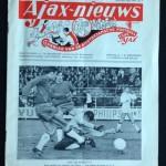 Maandblad Ajax Nieuws seizoen 1968 - 1969 nr 4