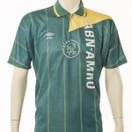 Gedragen door Frank de Boer seizoen: 1991 – 1993.
