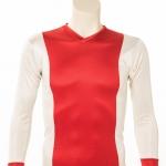 Oud Ajax wedstrijdshirt