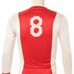 Oud Ajax wedstrijdshirt  Nummer 8