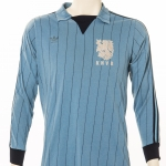 Oud Nederlands Elftalshirt gedragen door Peter Boeve