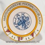 25 jaar bordjesclub Ajax, oude logo