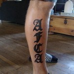 Tattoo van Jort