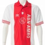 Seizoen: 1994 – 1995 thuis Afscheidsshirt Stadion De Meer