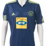Ajax Cape Town shirt met handtekening van Sander Westerveld. Seizoen: 2010 – 2011