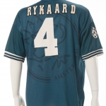 Wedstrijdshirt + broekje Frank Rijkaard nr 4, Champions League 1995 – 1996
