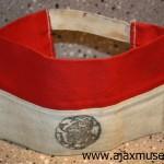 Aanvoerdersband  Ajax jaren 50 en 60