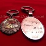 Ac Milan en Ajax