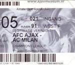 Ajax - Ac Milan 2003