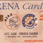 Ajax - Croatia Zagreb