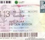 Ajax - FC Den Bosch