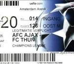 Ajax - FC Thun