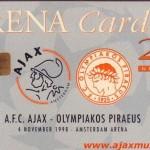 Ajax - Olymiakos Piraeus