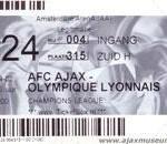 Ajax - Olympique Lyonnais
