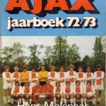 Ajax jaarboek 1971-1972