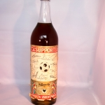 Ajax vermouth-vruchtenwijn T.V.SUPPORTER de Zwarte Kip