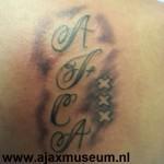 Tattoo van Angel uit Lelystad