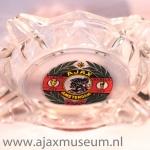 Ajax asbak oude logo.