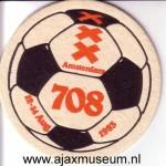 Bierviltje 708 1983