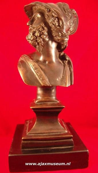 Bronzen beeld Ajax
