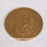 Bronzen munt / penning