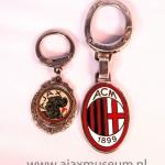 Voorkant: Champions league Milan - Ajax 23 april 2003 achterkant