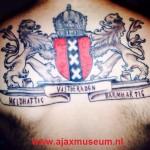 Tattoo van Danny uit Winschoten