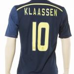 Gedragen door Davy Klaassen seizoen 2014-2015.