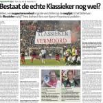 In Dagblad De Pers