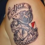 Tattoo van Glenn uit Hoofddorp