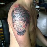 Tattoo van Dylan uit Hoorn