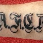 Tattoo van Eelco uit Sneek