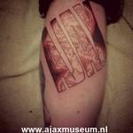 Tattoo van Gerard uit Rijssen