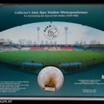 Collage Gras stadion De Meer.