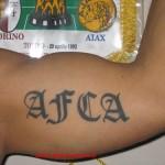 Tattoo van Harm