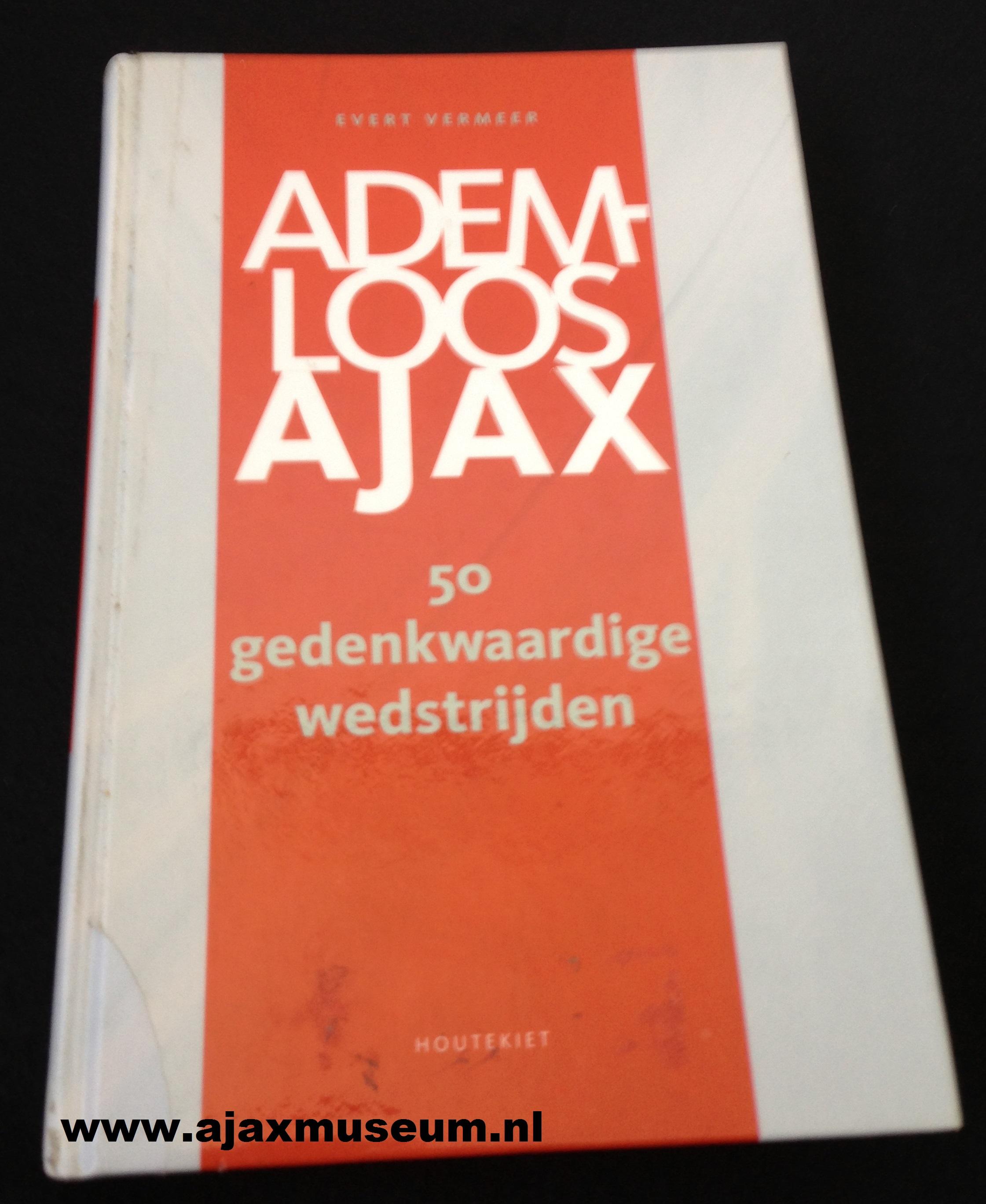 ajax 50 jaar Boeken – Ajax Museum ajax 50 jaar