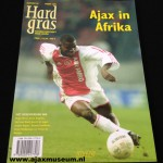 Hard gras nummer 26 Ajax in Afrika