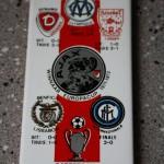 Tegeltje Ajax winnaar Europacup 1971 - 1972