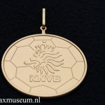 Kampioenmedaille A jeugd Algeheel Kampioen van Nederland, AJAX A1 seizoen 2011 - 2012