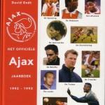 Jaarboek 1992 - 1993