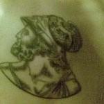 Tattoo van Jeroen