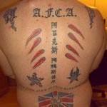 Tattoo van John 2
