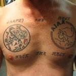 Tattoo van John