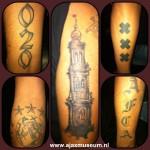 Tattoo van Jos uit Amsterdam