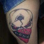 Tattoo van JP uit Bergen op Zoom