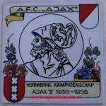 Kampioenstegel Ajax