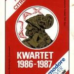 Kwartet 1986 - 1987