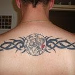 Tattoo van Maurice