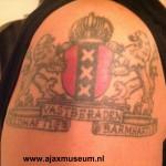 Tattoo van Miriam uit Zaandam