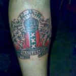 Tattoo van Nourdin 2